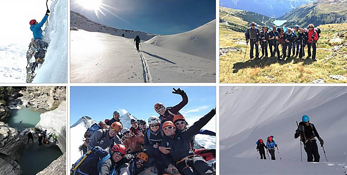 Découvrez ou redécouvrez les activités en montagne avec la Ligue Ile-de-France de la FFME !