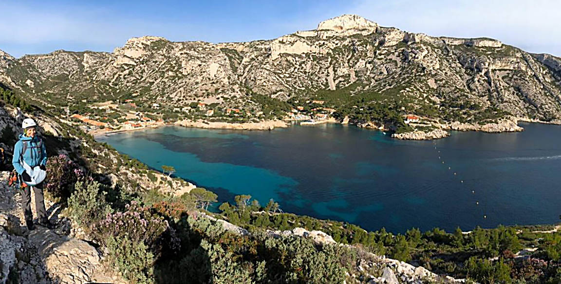 Sortie aux Calanques de Marseille