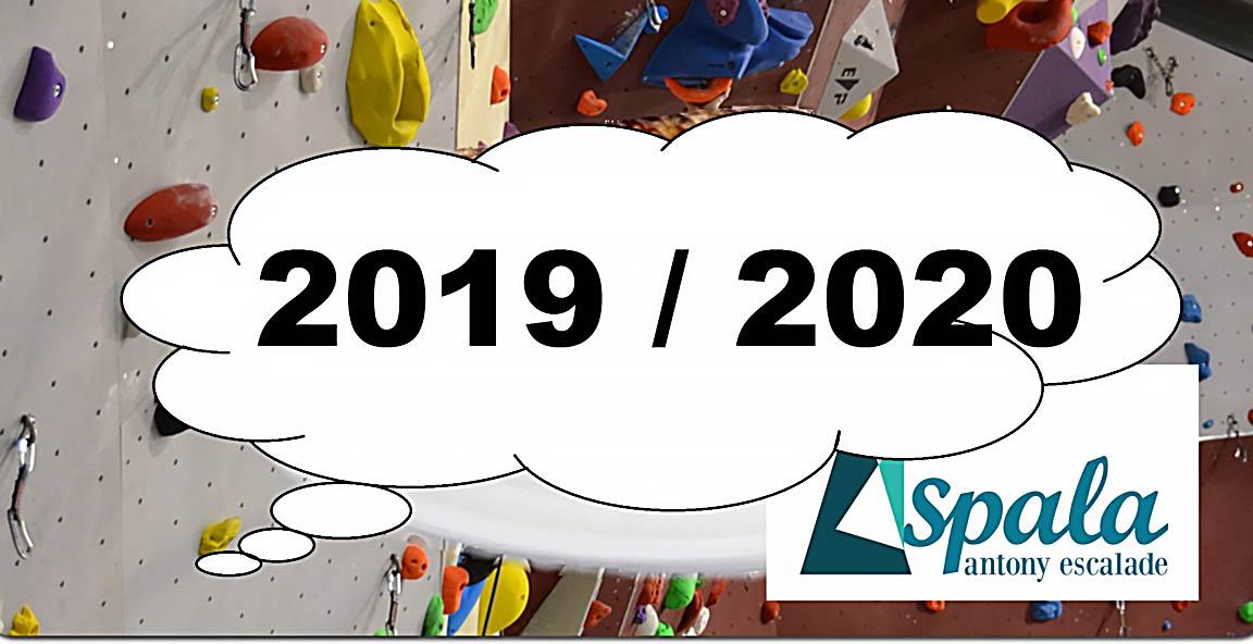 Inscriptions à l'Aspala pour l'année scolaire 2019/2020 … C'est parti