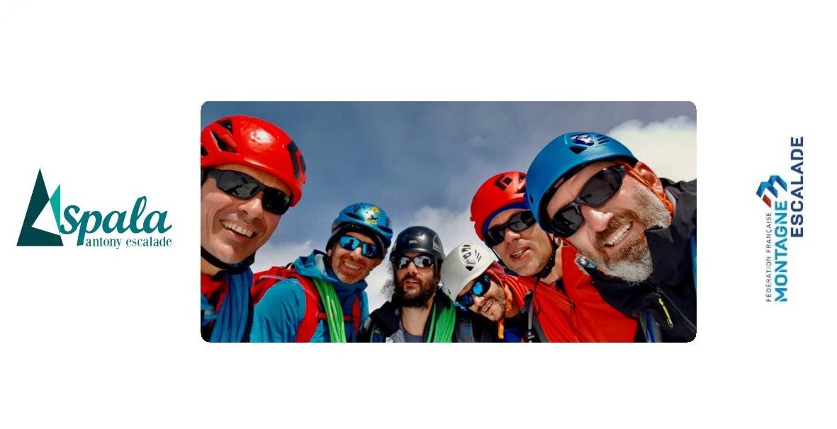 Récit : Sortie «initiation alpinisme» – Massif du Mont-Blanc – 19-21 Juin 2020