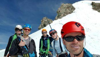 Initiation Alpinisme dans le massif des Ecrins (Juin 2021)